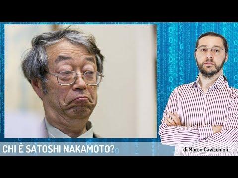 Chi è Satoshi Nakamoto?