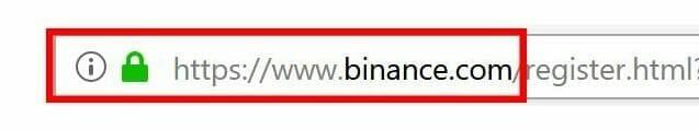 binance.com sito ufficiale https