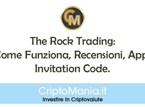 The Rock Trading: Come Funziona, Recensioni, App, Invitation Code.