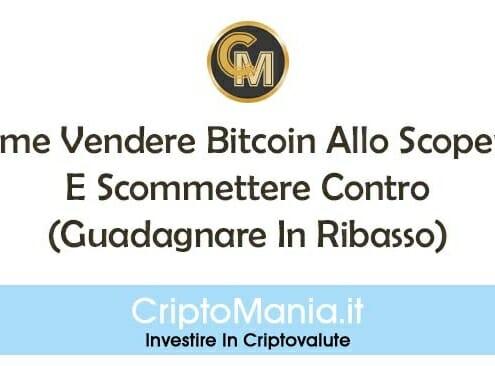 Come Vendere Bitcoin Allo Scoperto E Scommettere Contro (Guadagnare In Ribasso)