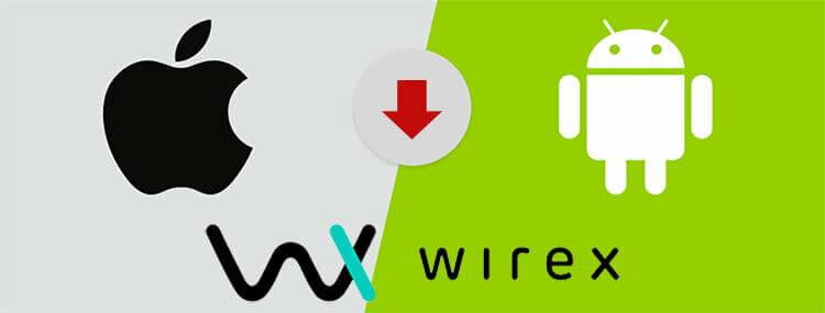 wirex app ios android