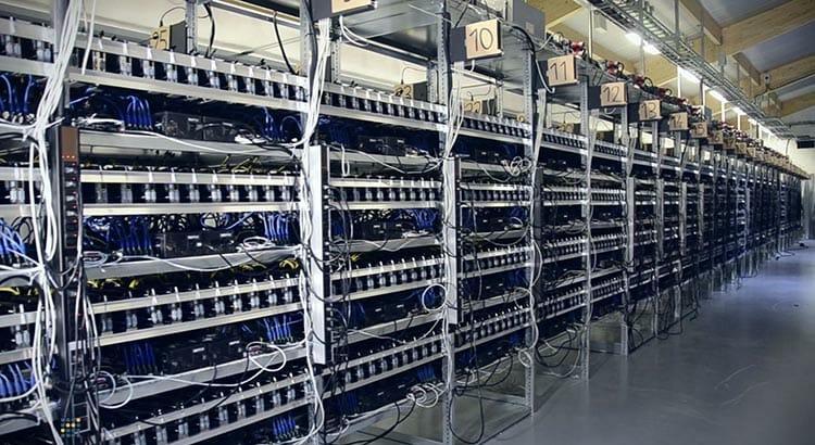 genesis mining bitcoin farm