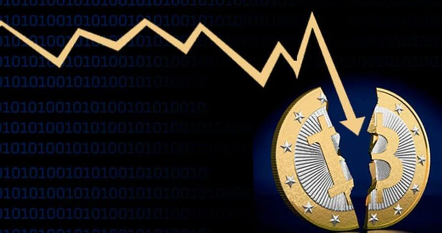 Perche crollo del bitcoin. cosa fare oggi?