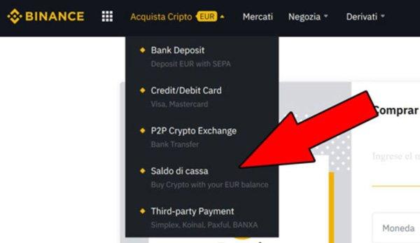 comprare bitcoin da euro