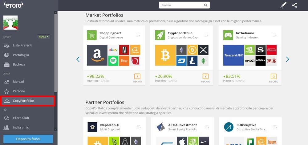 copy trading copytrader portfolios