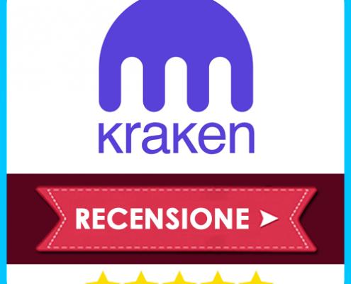 Kraken: Cos'è, Come Funziona l'Exchange, App Ufficiale Per Comprare Bitcoin e Opinioni