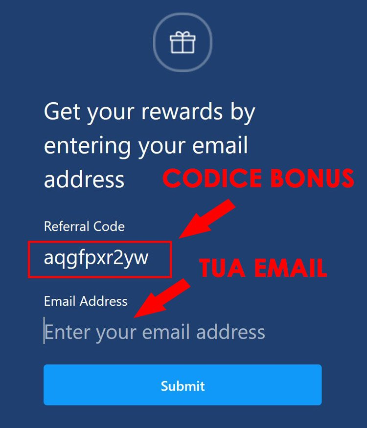 crypto.com bonus 50$ codice