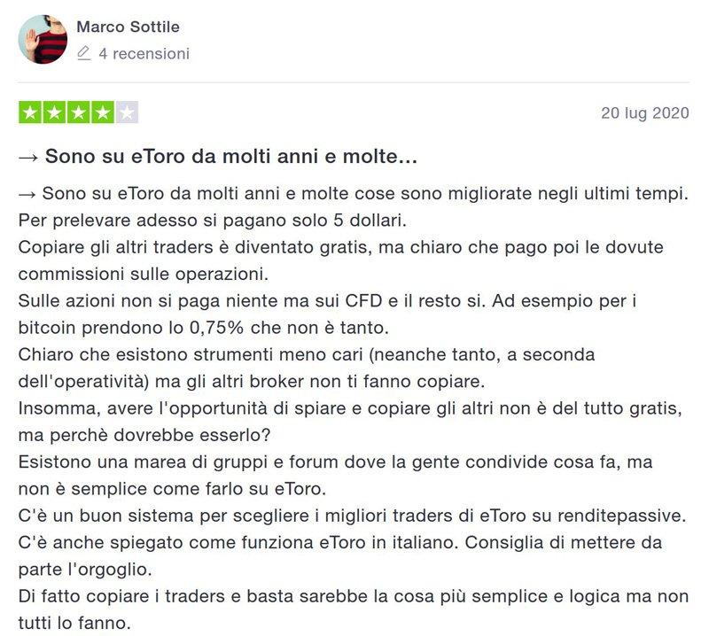 recensione italia etoro positiva
