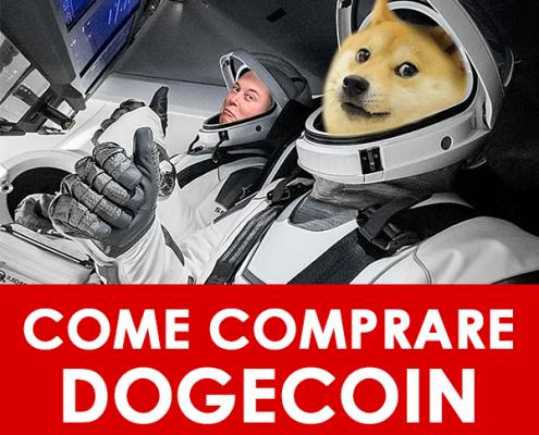 Comprare Dogecoin: Dove e Come Acquistare DOGE, La Guida Per l'Italia