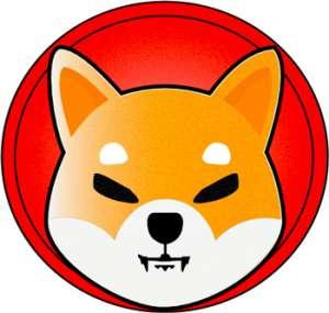 shiba inu coin token logo